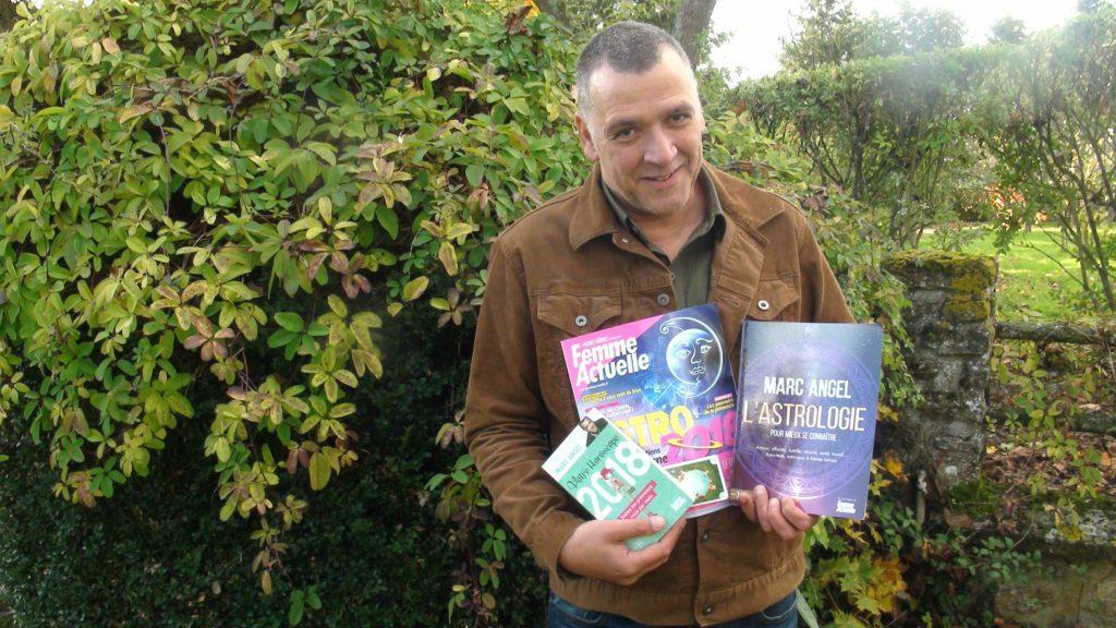 Astrologue, mais aussi medium et cartomancien, Jean-François Rottier signe  sous le nom de Marc Angel les horoscopes du magazine « Femme Actuelle »  depuis ... 326a4030c50f
