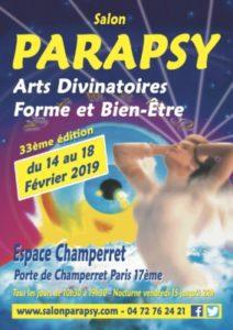 Affiche Salon Parapsy